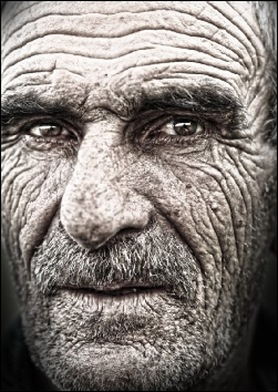 Craggy Old Man Image